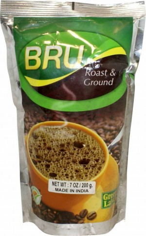 Bru Coffee - Green Label (Roast & Ground)