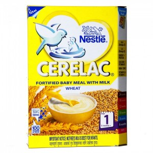 Nestle Cerelac - Wheat With Milk Stage 1