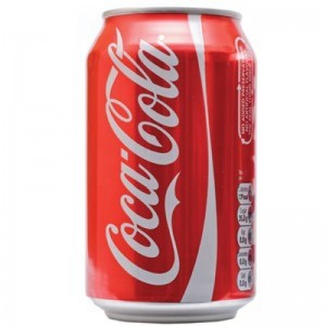 Coca-Cola - Coke 300 ml Can