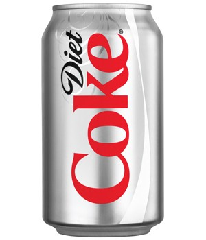 Coca-Cola - Diet Coke 300 ml Can