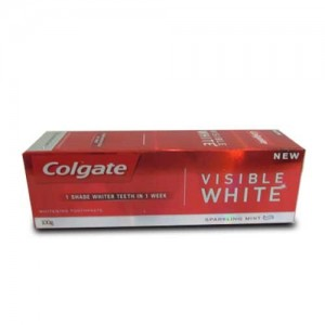 Colgate - Visible White Toothpaste 50 gm pack