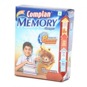 Complan - Memory Chocolate 400 gm Jar