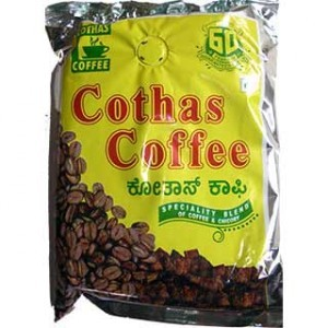 Cothas Coffee Blend of Coffee and Chicory Powder