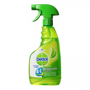 Dettol - All In 1 Trigger Spray Green Apple 500 ml
