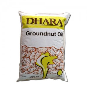 Dhara - Groundnut Oil
