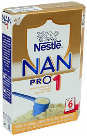 Nestle Nan Pro - Infant Formula Powder Stage 1