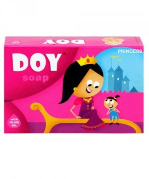 Doy Kids Soap - Princess with Olive Oil