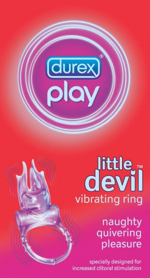 Durex - Play Devil Vibrating Ring