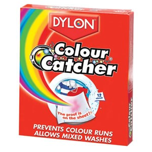 Dylon - Colour Catcher Sheet 12 Pcs