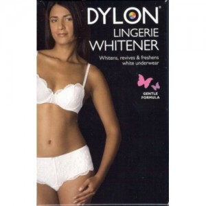 Dylon - Lingerie Whitener (2 X 50 gm Pack)