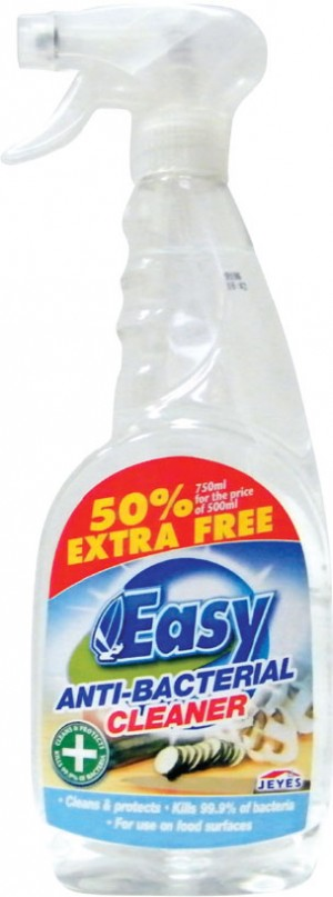 Easy - Anti-Bactariel Cleaner 750 ml