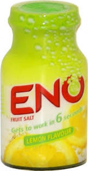 Eno - Fruit Salt Lemon Flavour Bottle