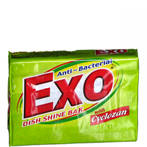 Exo - Dishwash Bar (4 X 145 gm Pack)
