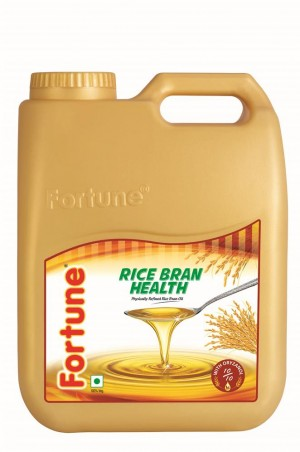 Fortune - Rice Bran Health Oil Jar