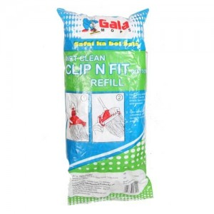 Gala Refill - Mops Clip and Fit, 1 nos Pouch