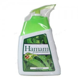 Hamam Hand Wash - Neem & Lemon Grass