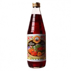 Hamdard - Rooh Afza Sharbat 700 ml Bottle