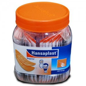 Hansaplast Band Aid - Regular