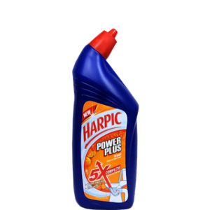 Harpic Toilet Cleaner - Power Plus (Orange) 500 ml