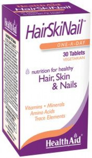 Health Aid HairSkiNail