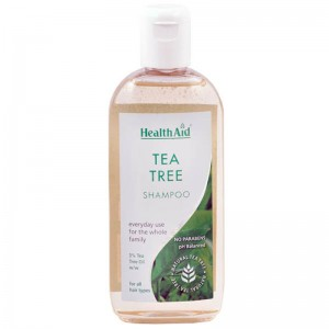 Health Aid Tea Tree Shampoo