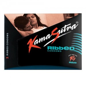 Kamasutra - Ribbed Condoms