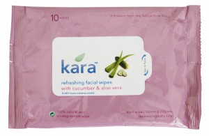 Kara - Aloevera & Cucumber Wipes