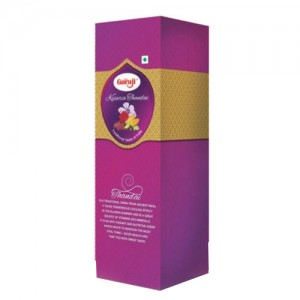 Shree Guruji Syrup - Kesari Thandai 750 ml Packing