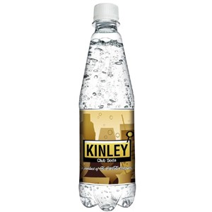 Kinley - Soda 600 ml Packing