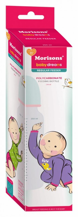 Morisons Baby Bottle Feeder