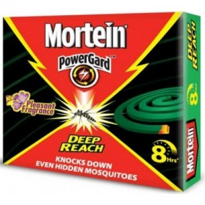 Mortein - Deep Reach Green Coil 1 Pc