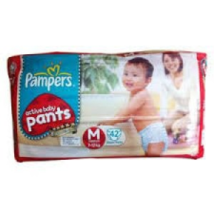 Pampers - Pants Medium (7 -10 kg)