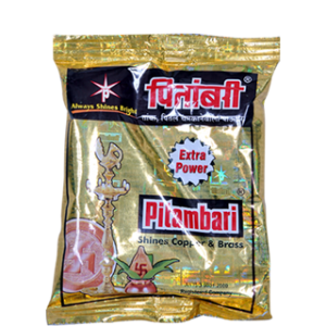 Pitambari Shines - Copper & Brass 200 gm Pack