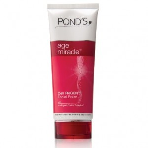 Pond's - Age Miracle Cell ReGen Facial Foam 100 gm Pack