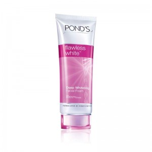 Pond's - Flawless White Facial Foam 100 gm Pack