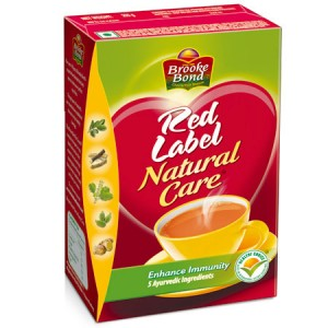 Red Label Tea - Natural Care