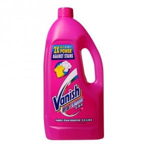 Vanish Fabric Stain Remover - Liquid Chlorine-free 900 ml Pack