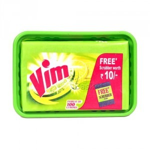 Vim Dishwash Bar - Lemon 500 gm Pack